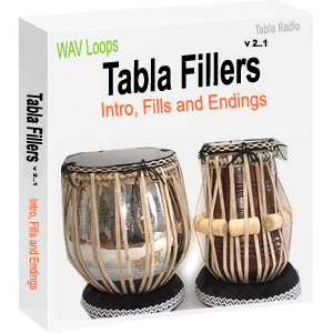 Tabla fills - Intro, fills and Endings