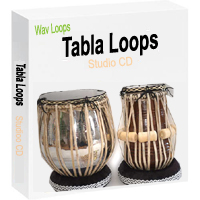 Tabla Loop Studio Cd